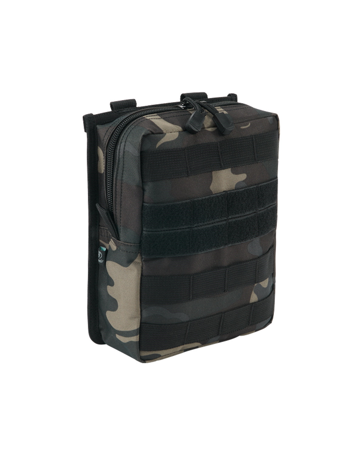 Image of   Brandit MOLLE Pouch Cross (Dark Camo, One Size)