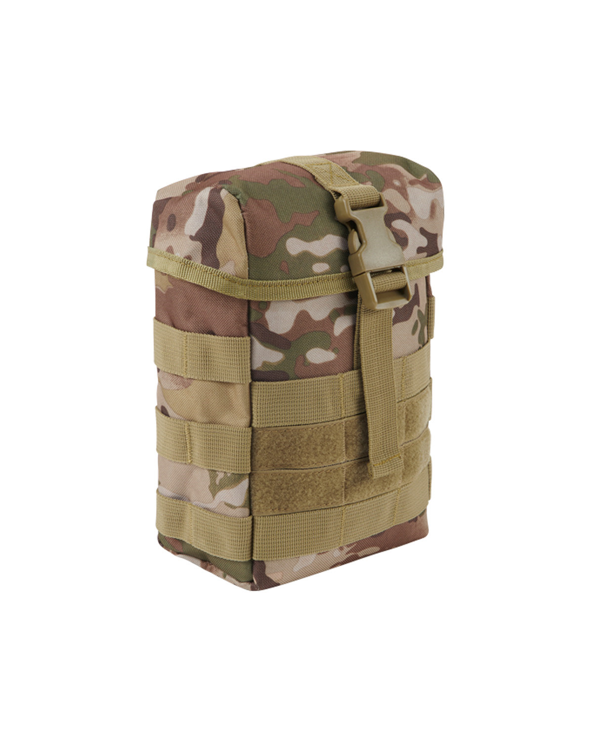 Image of   Brandit MOLLE Pouch Fire (Tactical Camo, One Size)