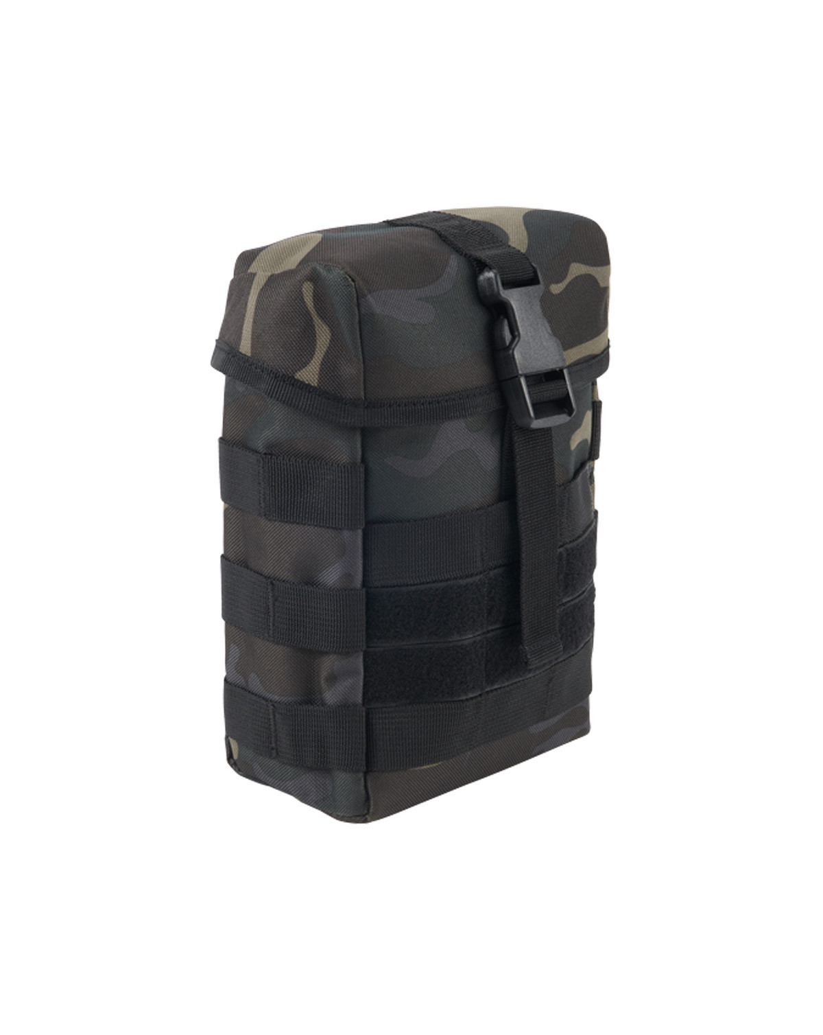 Image of   Brandit MOLLE Pouch Fire (Dark Camo, One Size)