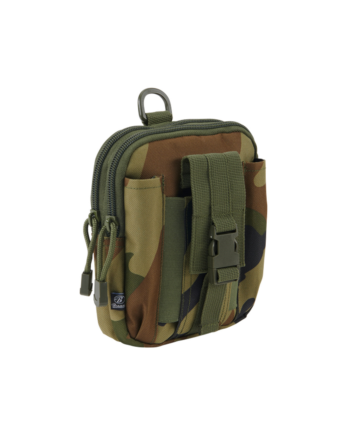 Image of   Brandit Multi Funktionel MOLLE Pouch (Woodland, One Size)
