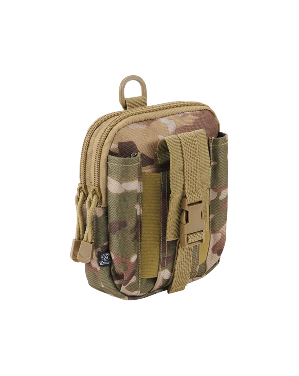 Image of   Brandit Multi Funktionel MOLLE Pouch (Tactical Camo, One Size)