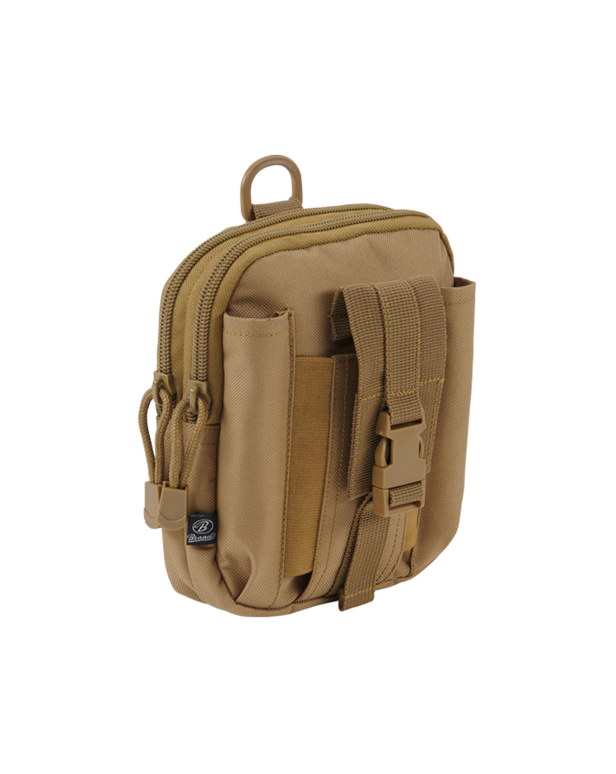 Image of   Brandit Multi Funktionel MOLLE Pouch (Camel, One Size)