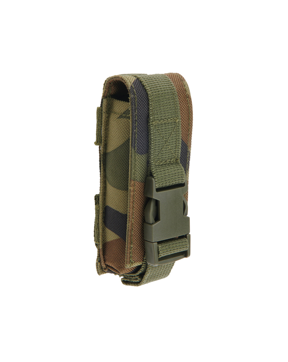 Image of   Brandit Multi Pouch Small (Woodland, One Size)