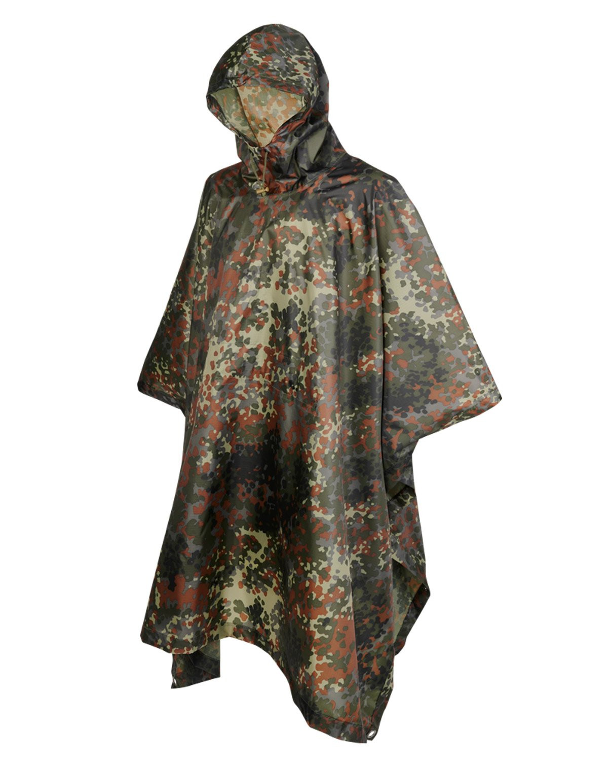 Image of   Brandit Ripstop Poncho (Flectarn, One Size)