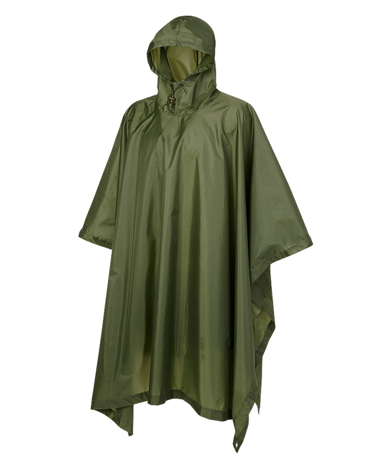 Image of   Brandit Ripstop Poncho (Oliven, One Size)