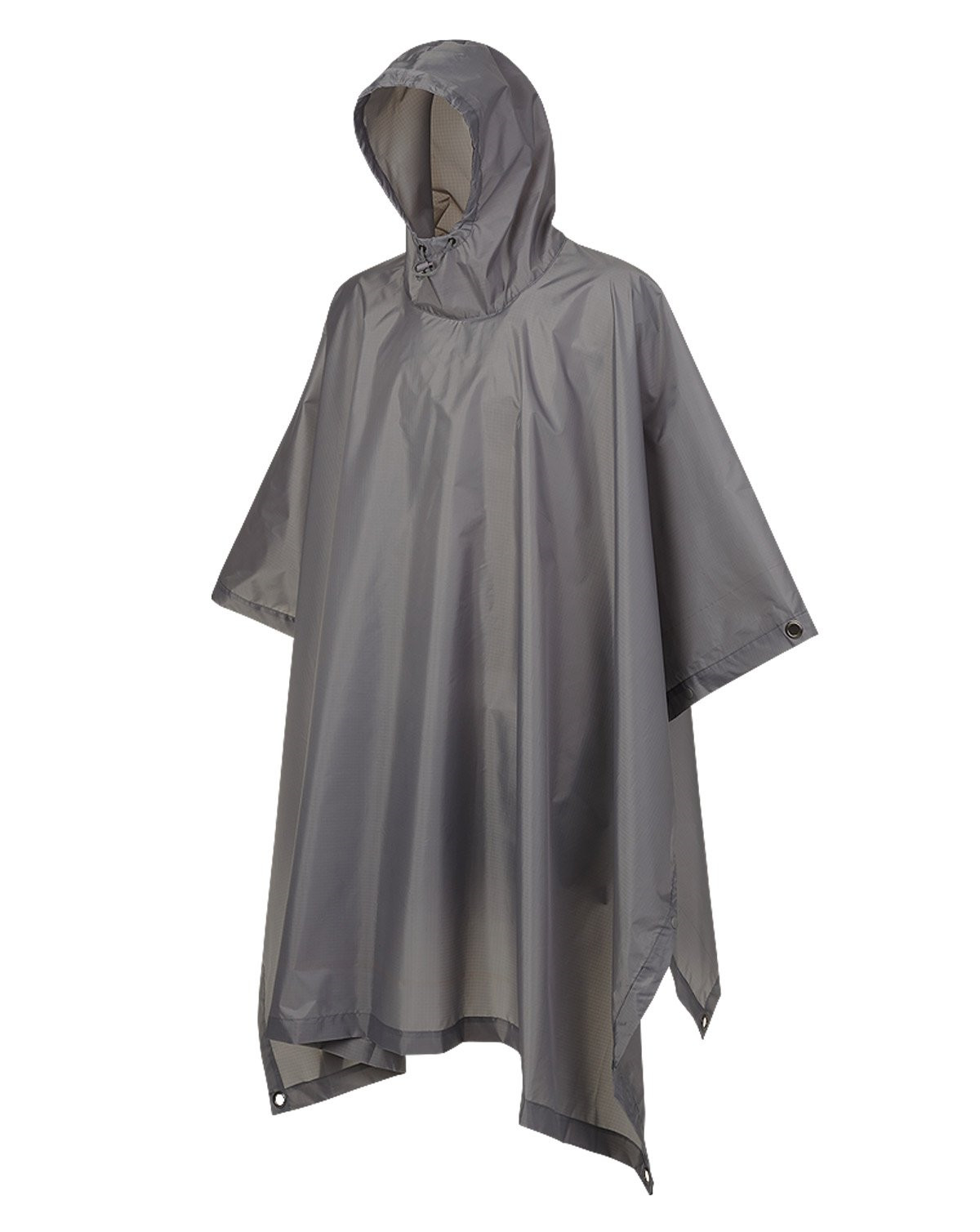 Image of   Brandit Ripstop Poncho (Antracit, One Size)