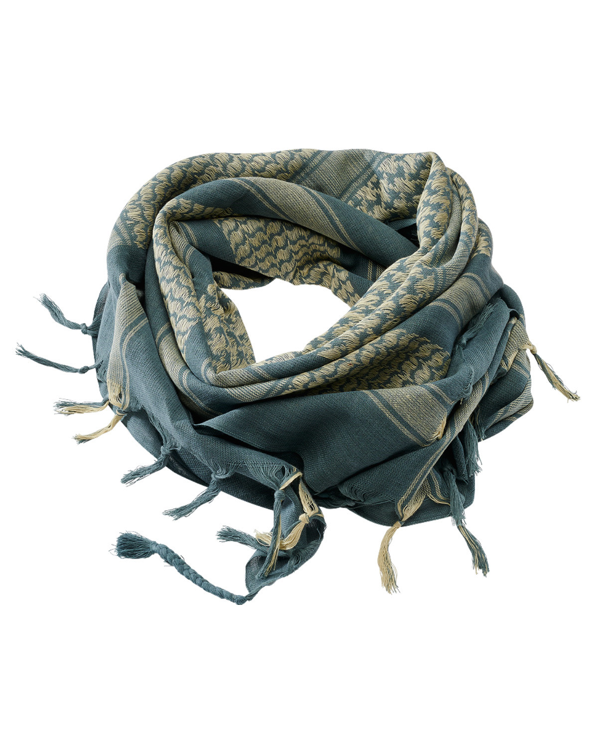 Image of   Brandit Shemag Scarf (Petrol, One Size)