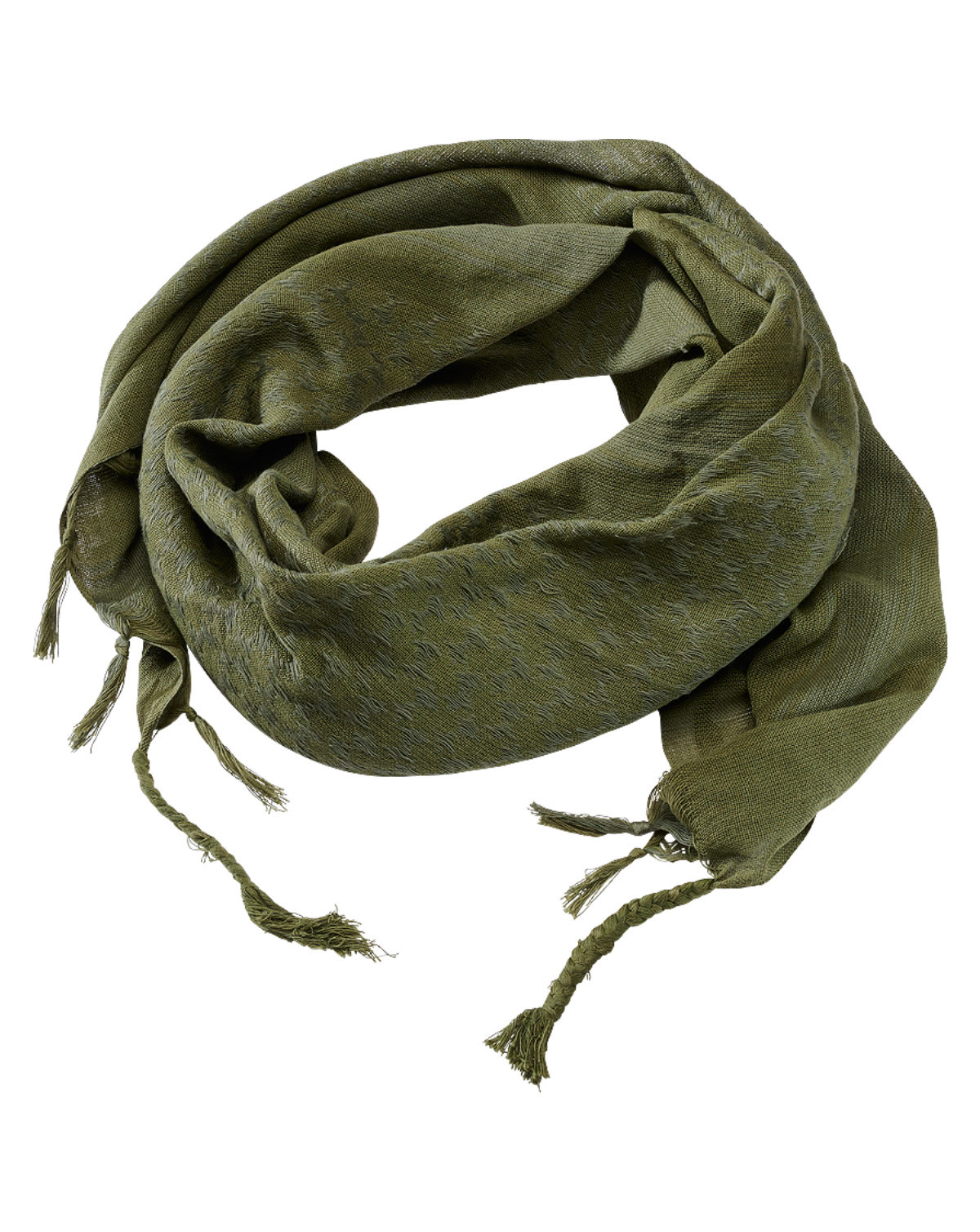 Image of   Brandit Shemag Scarf (Oliven, One Size)
