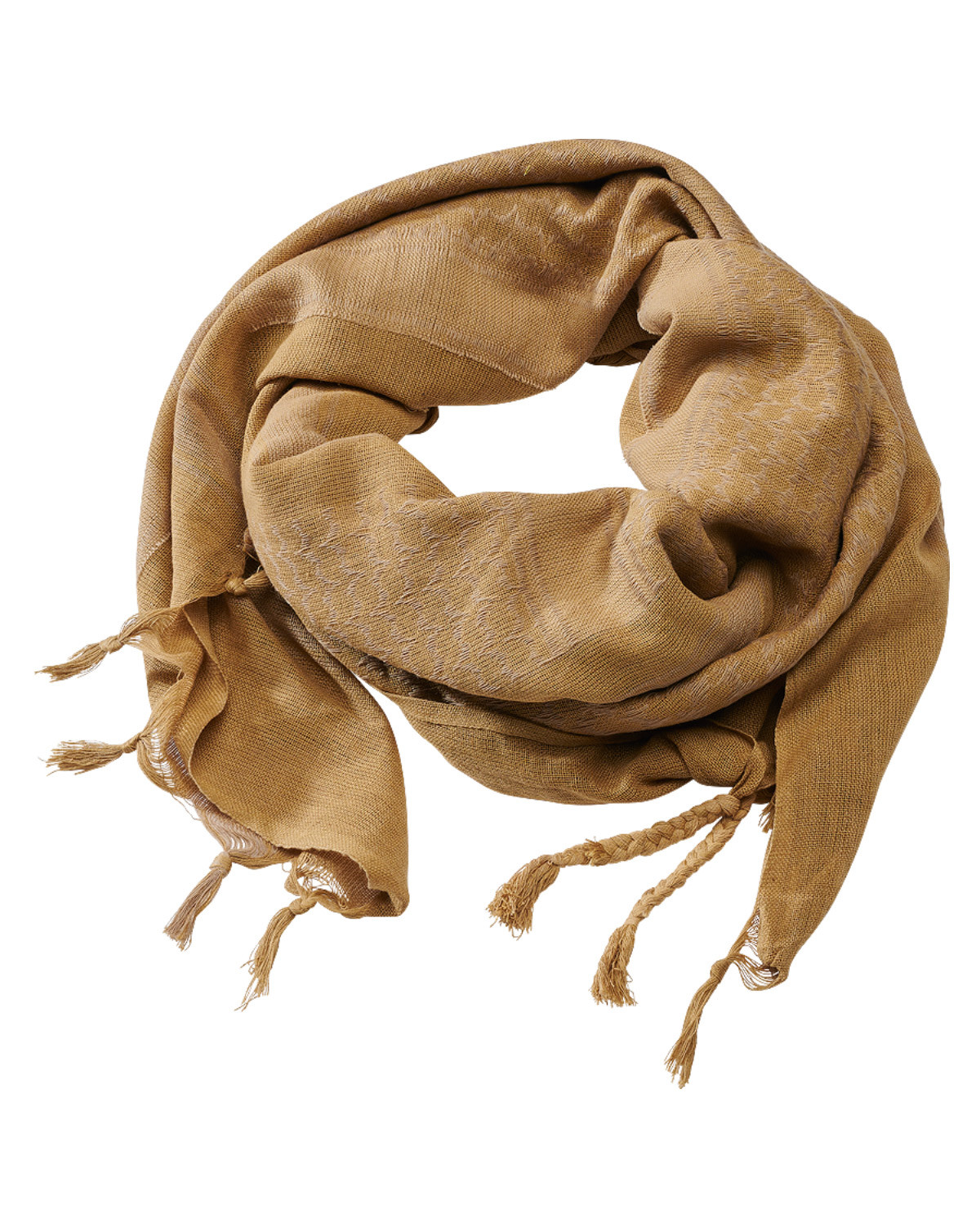 Image of   Brandit Shemag Scarf (Camel, One Size)