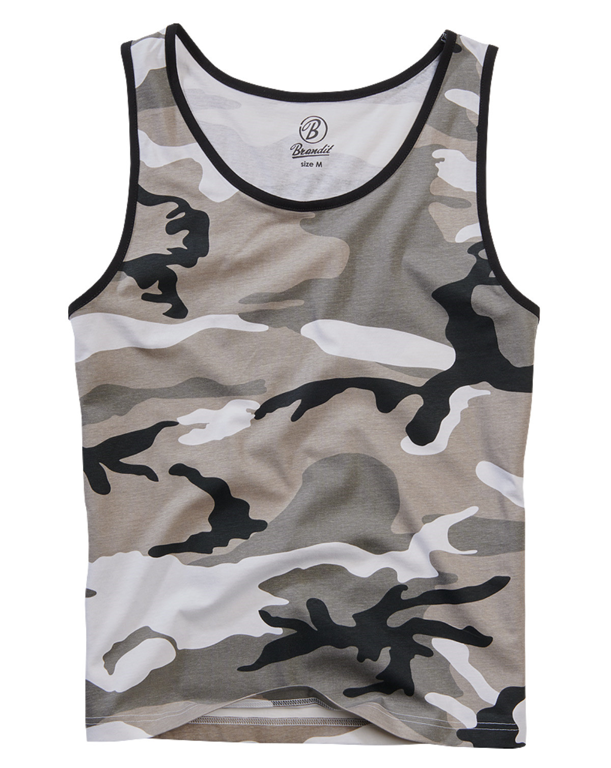 Image of   Brandit Tank Top (Urban Camo, 2XL)