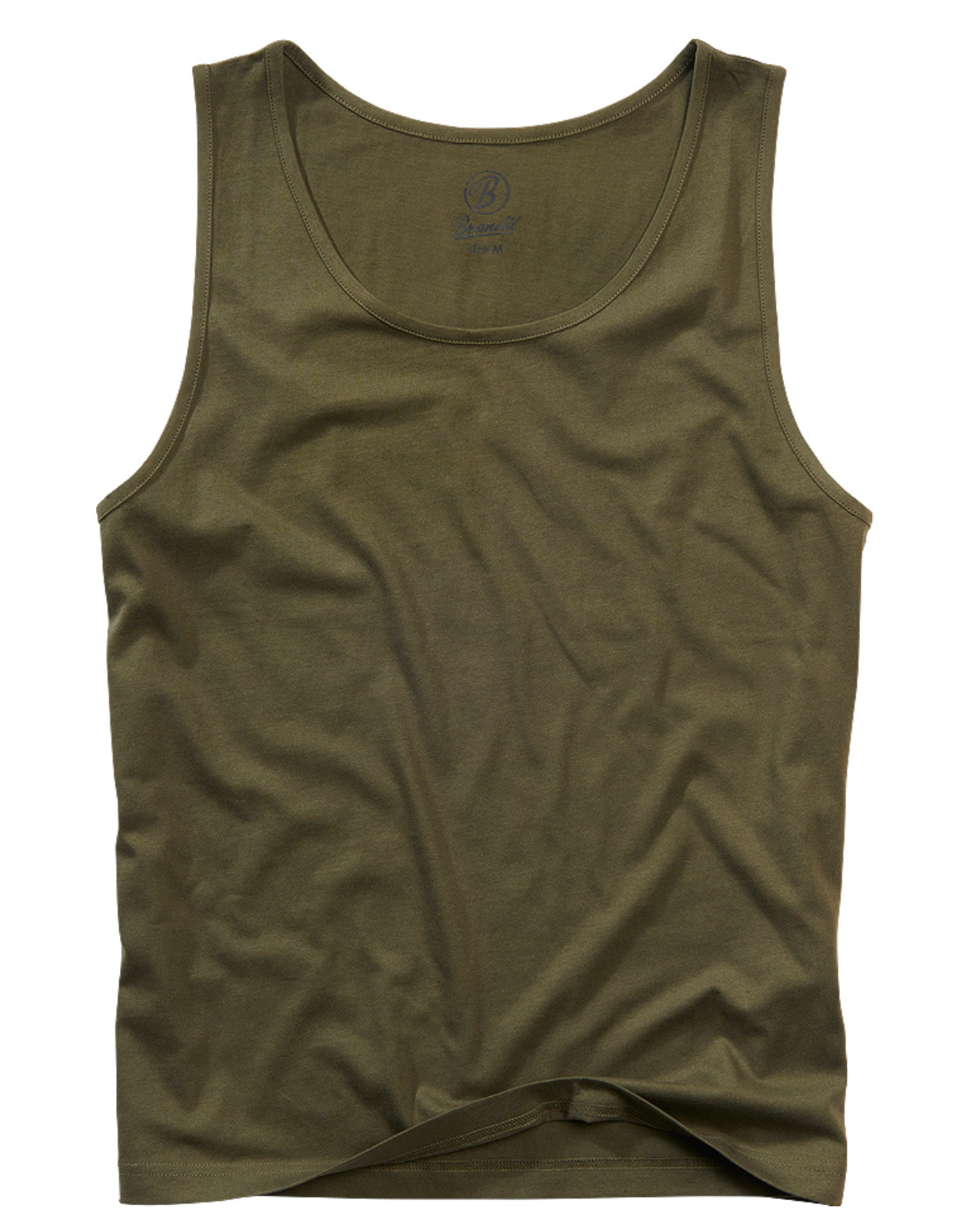 Image of   Brandit Tank Top (Oliven, 2XL)