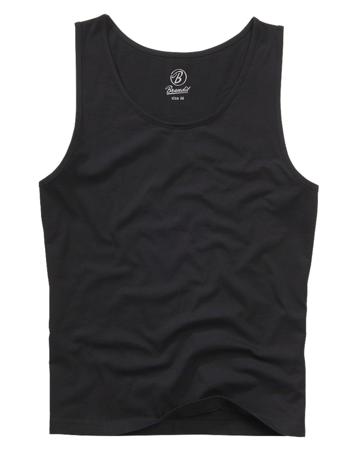 Image of   Brandit Tank Top (Sort, 2XL)