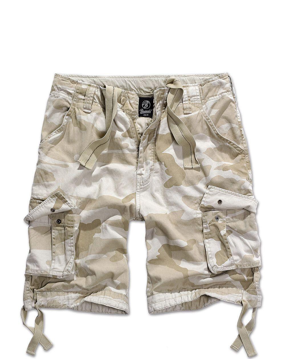 Brandit Urban Legend Shorts (Desert Camouflage, XL)