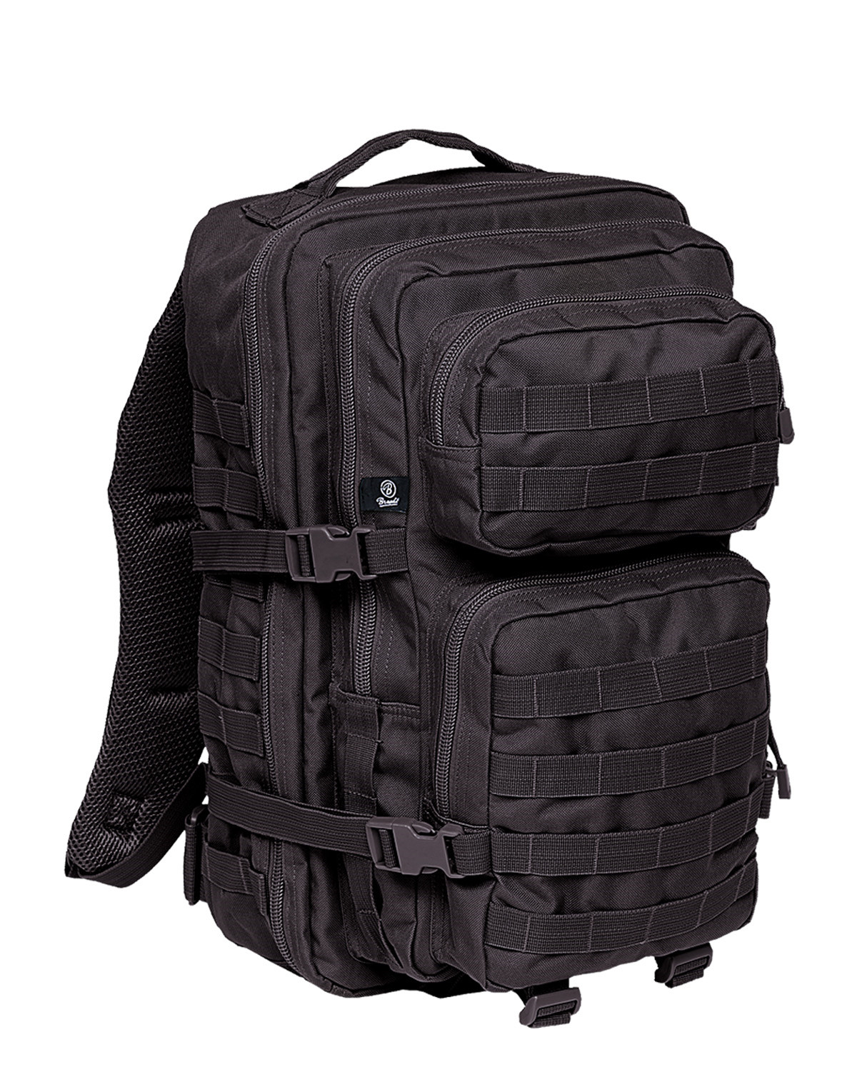 Image of   Brandit U.S. Assault Pack, Large (Sort, L)