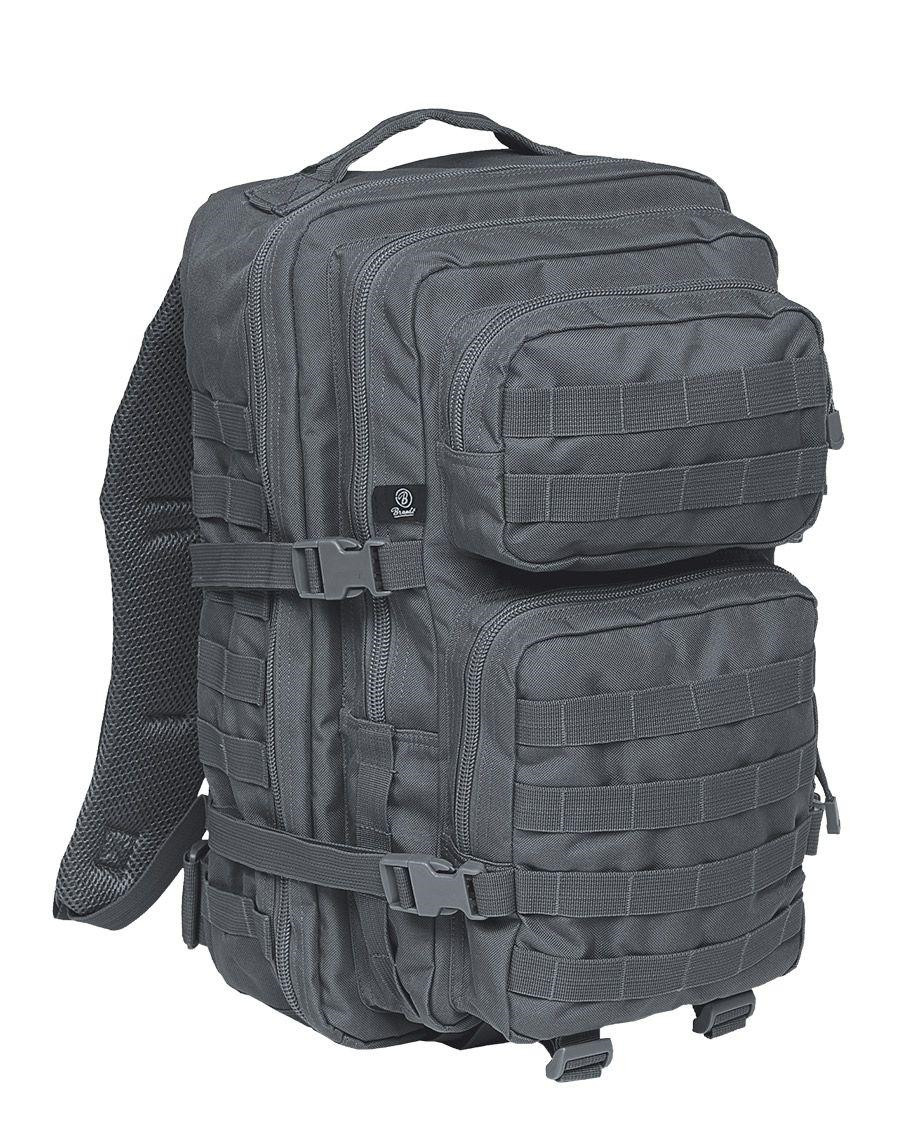 Image of   Brandit U.S. Assault Pack, Large (Antracit, L)