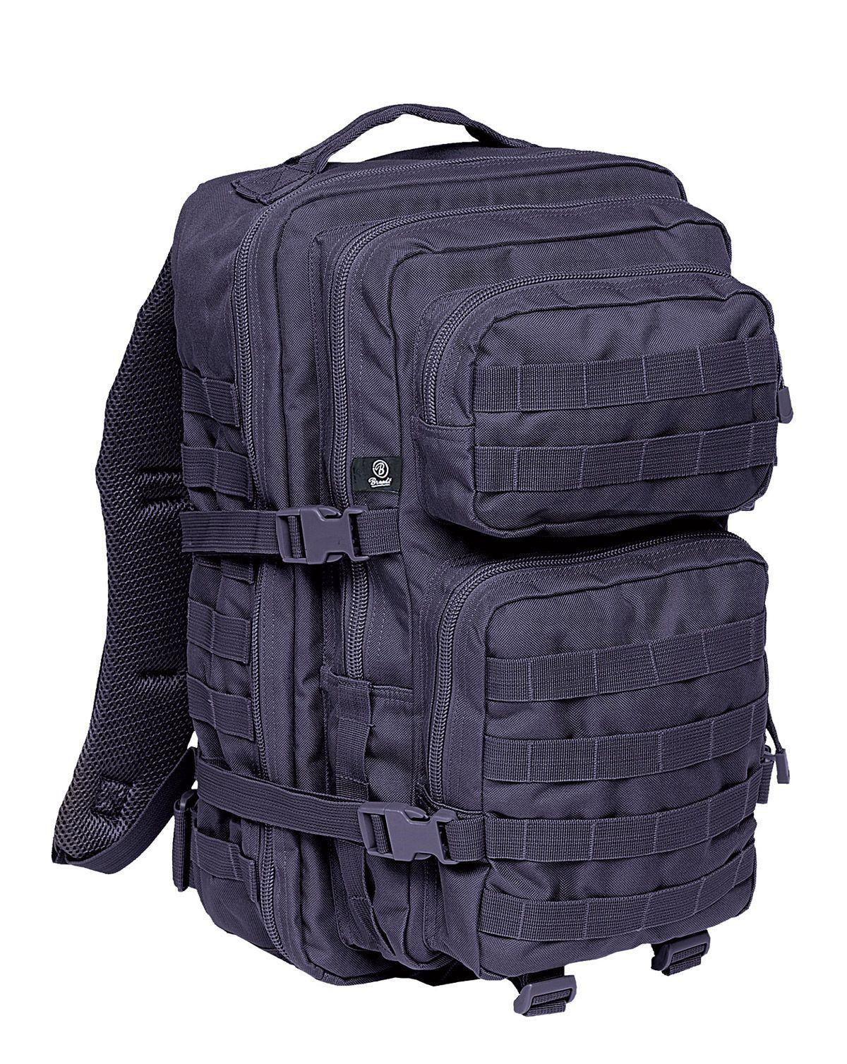 Image of   Brandit U.S. Assault Pack, Large (Navy, L)