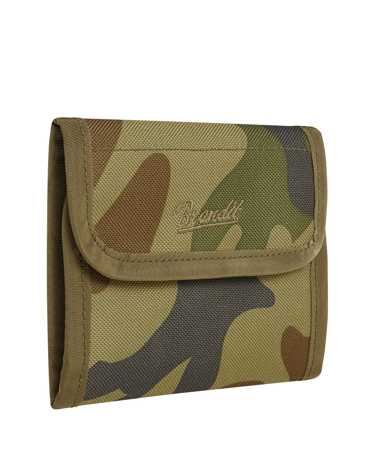Image of   Brandit Wallet Five (Woodland, One Size)