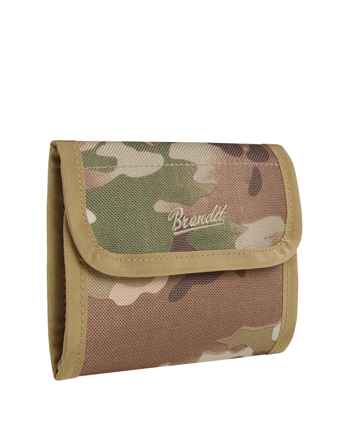 Image of   Brandit Wallet Five (Tactical Camo, One Size)