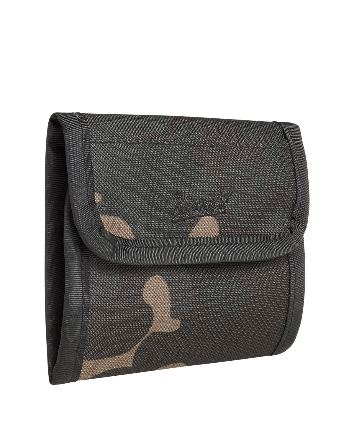 Image of   Brandit Wallet Five (Dark Camo, One Size)