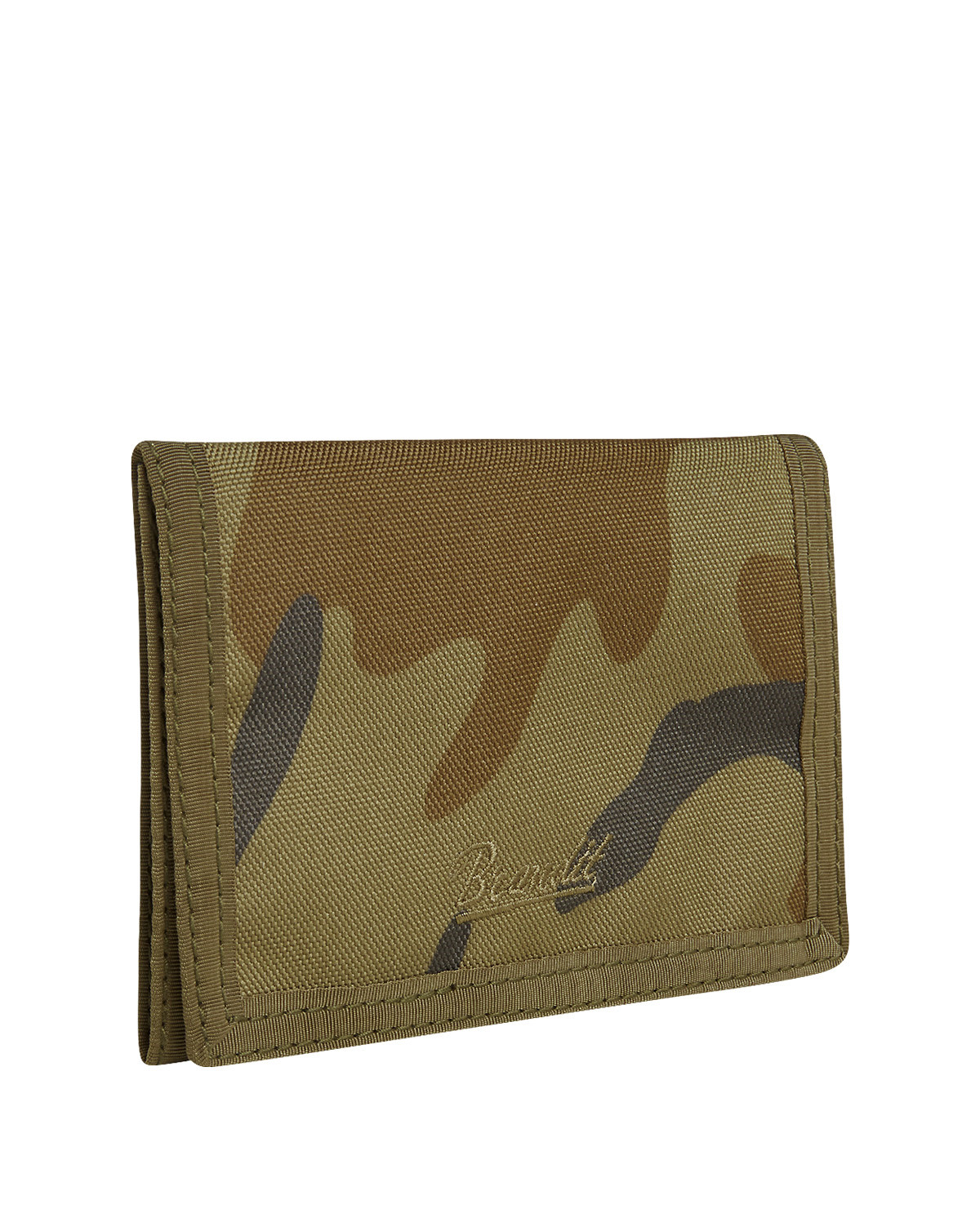 Image of   Brandit Wallet Three (Woodland, One Size)