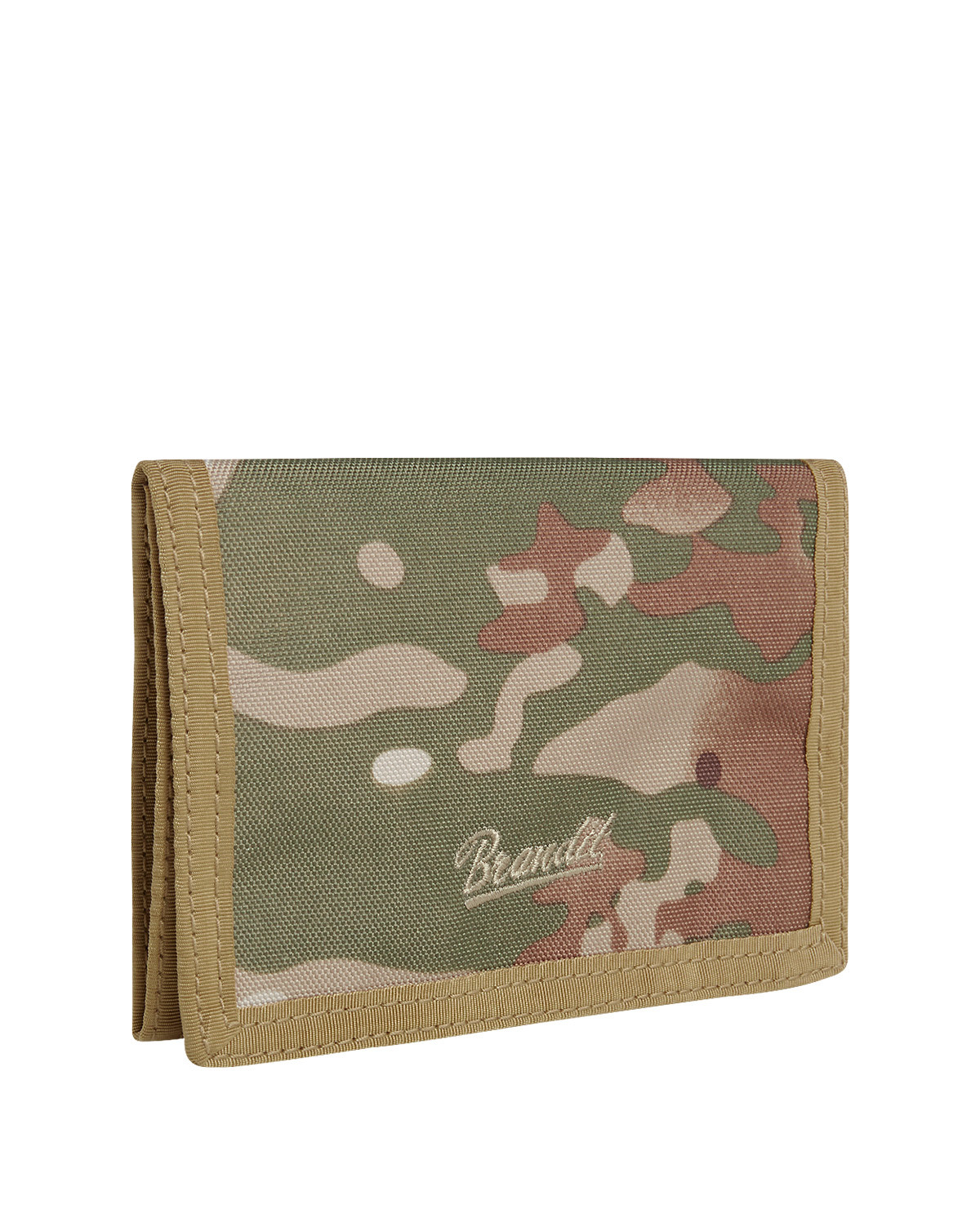 Image of   Brandit Wallet Three (Tactical Camo, One Size)