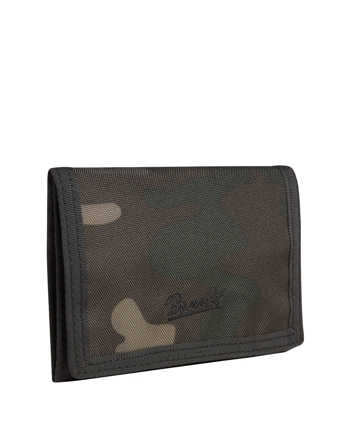Image of   Brandit Wallet Three (Dark Camo, One Size)