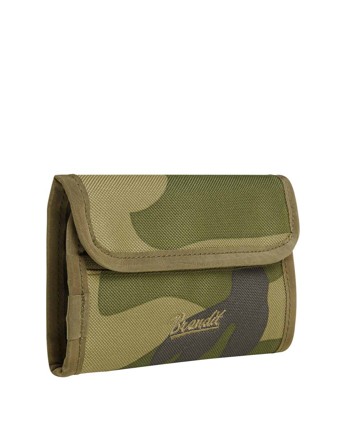 Image of   Brandit Wallet Two (Woodland, One Size)