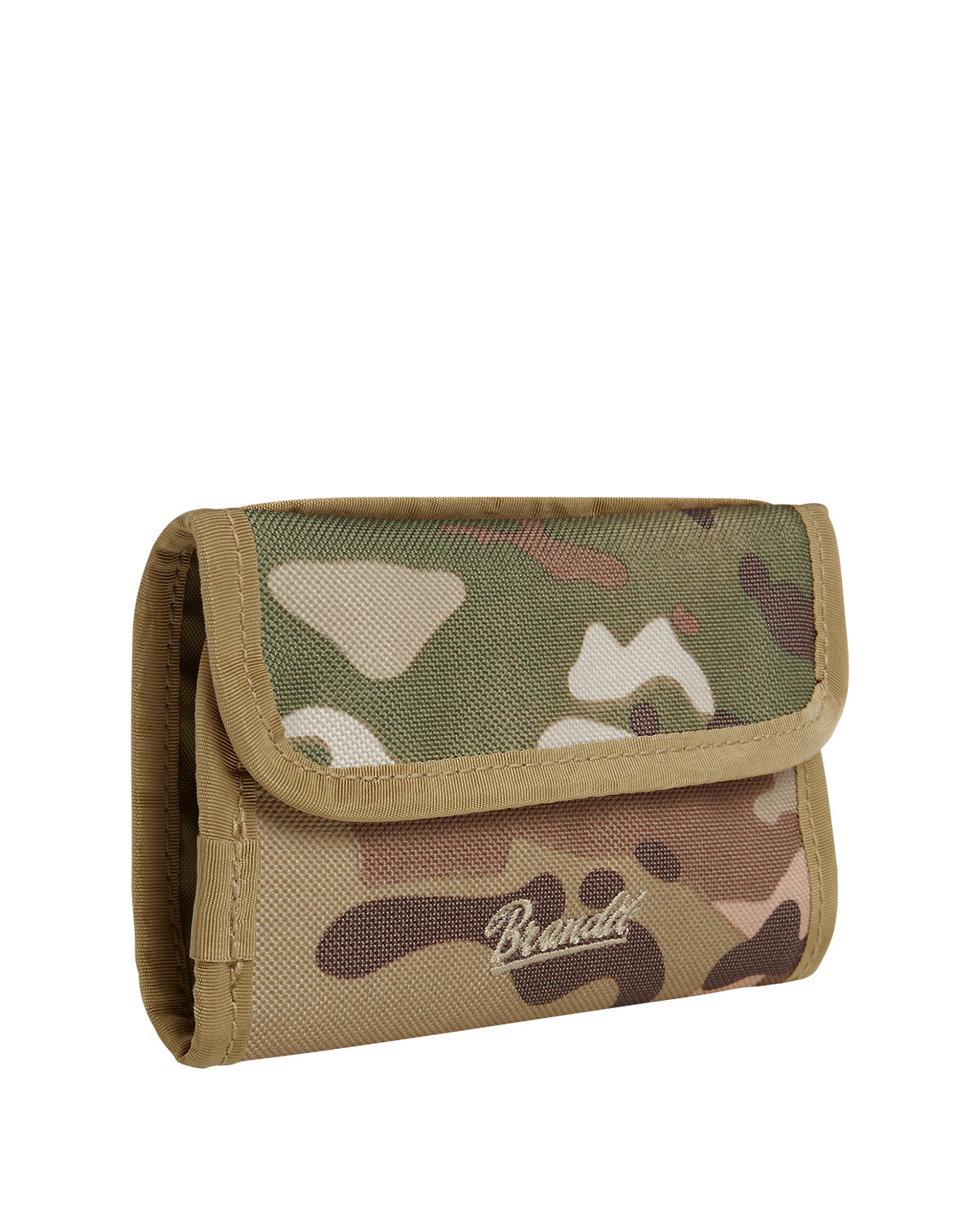Image of   Brandit Wallet Two (Tactical Camo, One Size)