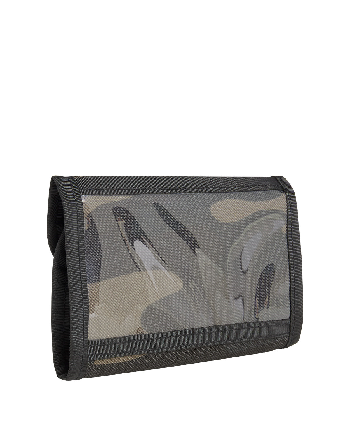 Image of   Brandit Wallet Two (Dark Camo, One Size)