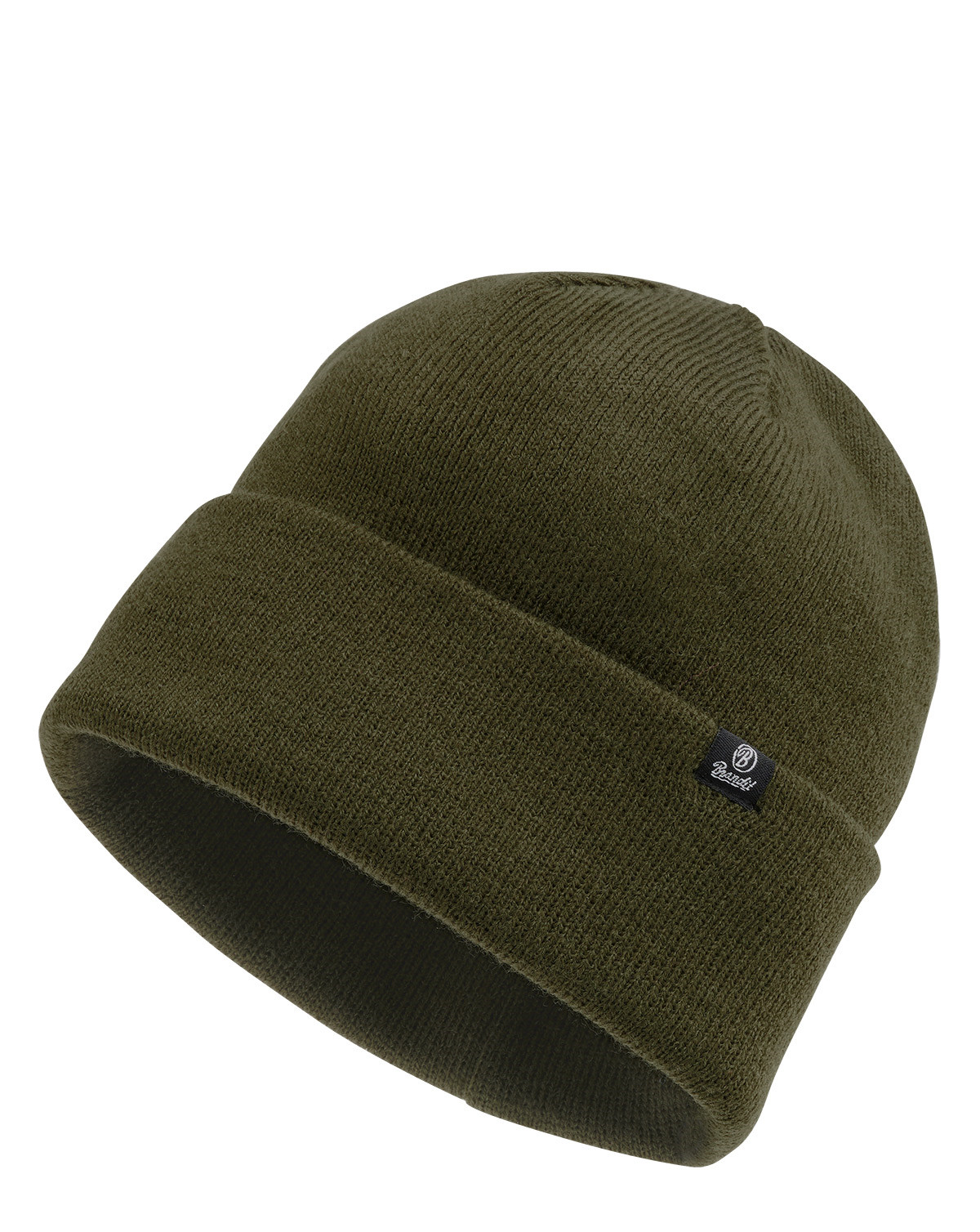 Image of   Brandit Watch Cap (Oliven, One Size)