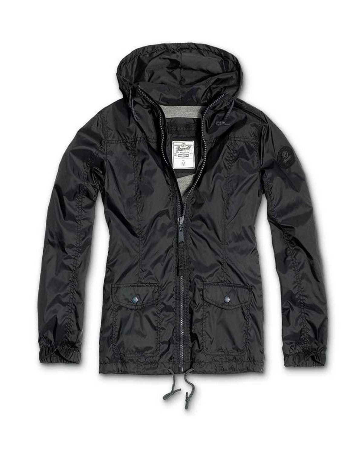 Image of   Brandit Women Seven Hills Jacket (Sort, M)