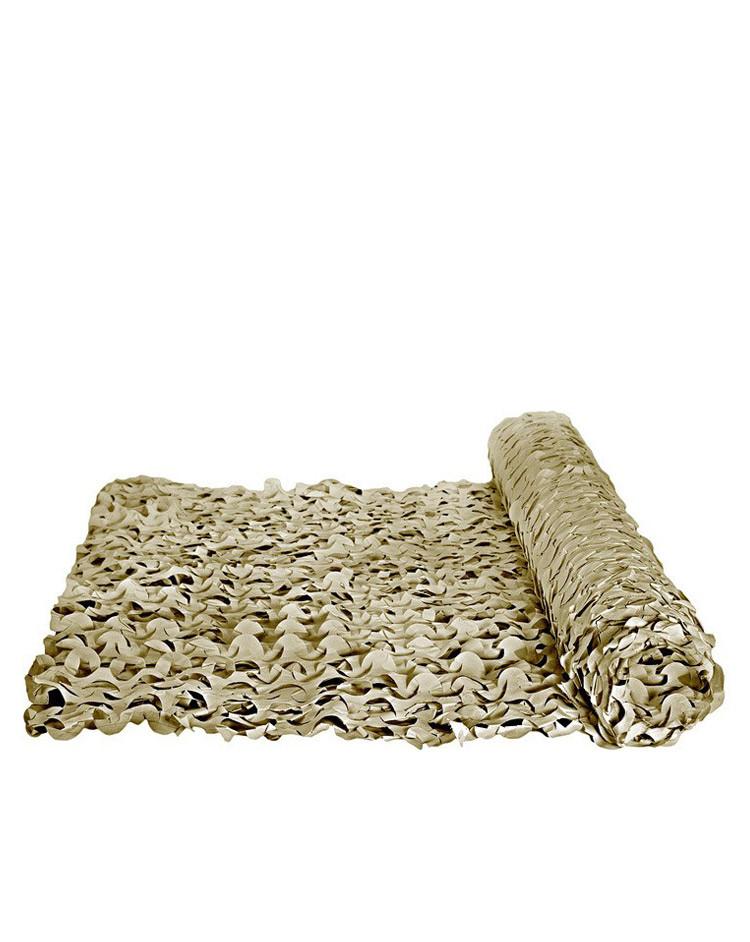 Image of   Camo Systems® Camouflagenet i metermål, Desert camo (Desert Sand, Meter)