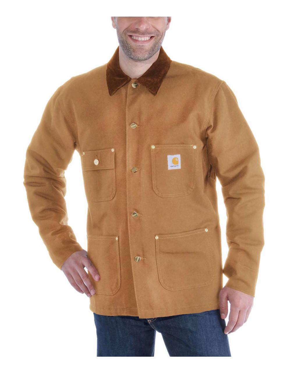 Image of   Carhartt Chore Coat (Brun, 2XL)