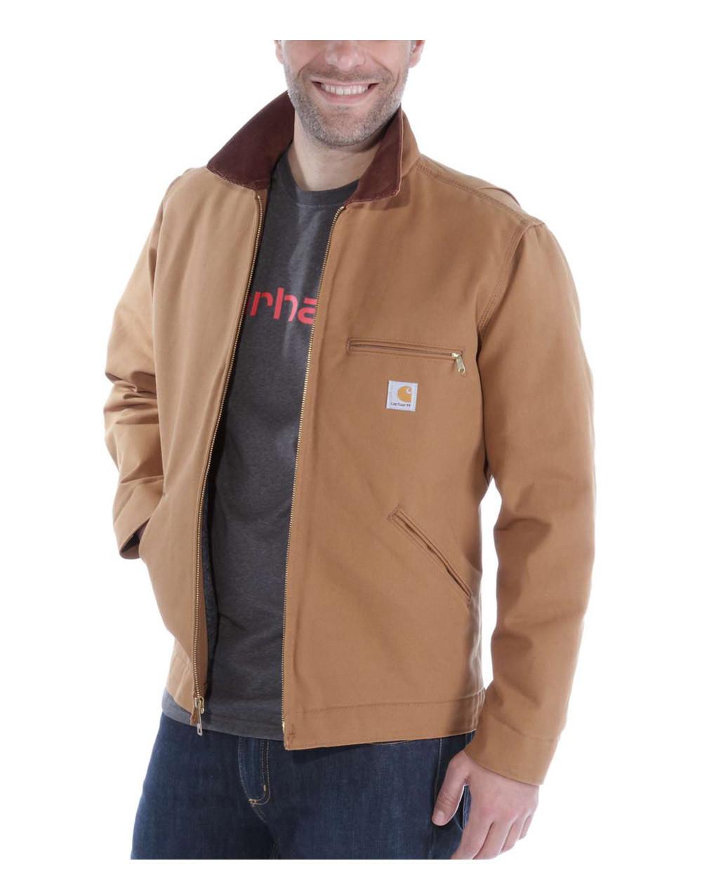 Abbigliamento specifico Abbigliamento da lavoro e divise Carhartt Jacke Duck Detroit