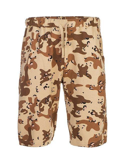 "Dickies 11"" Fallbrook Sweat Short (Desert Camouflage, XL)"