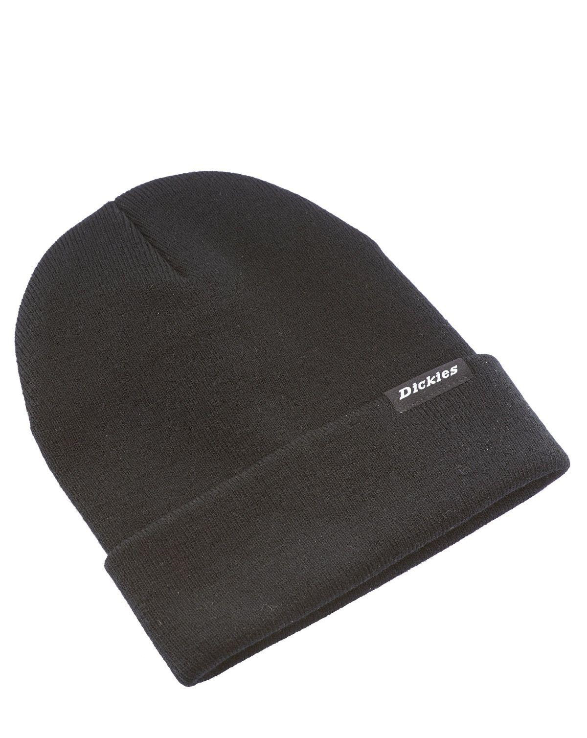 Image of   Dickies Alaska Beanie (Sort, One Size)
