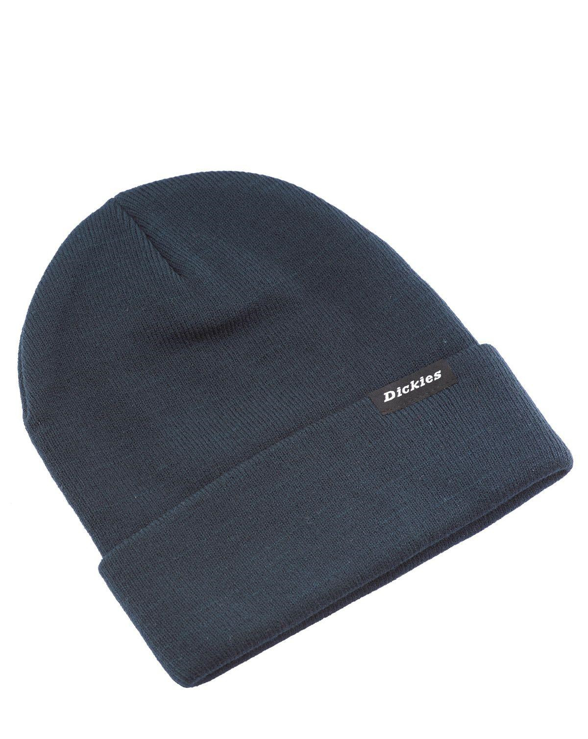 Image of   Dickies Alaska Beanie (Mørk Navy, One Size)