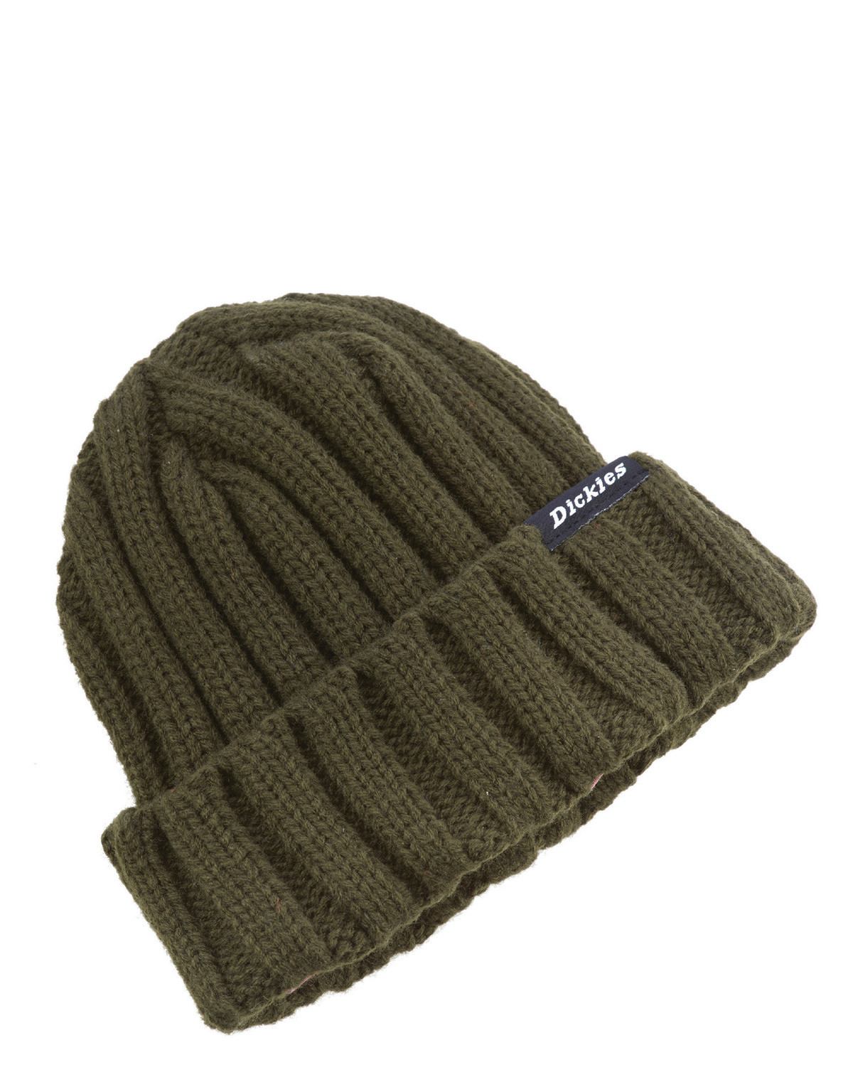 Image of   Dickies Eagles Beanie (Mørk Oliven, One Size)