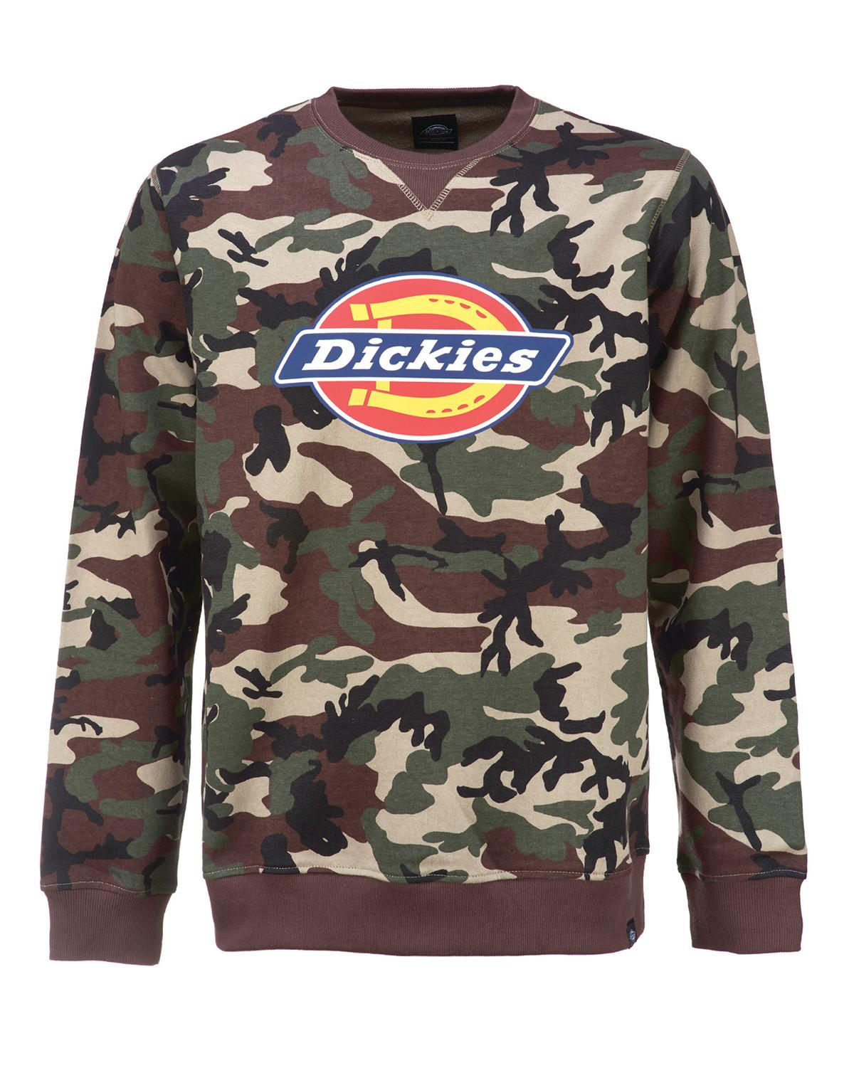 Image of   Dickies Harrison Sweatshirt (Camouflage, 2XL)