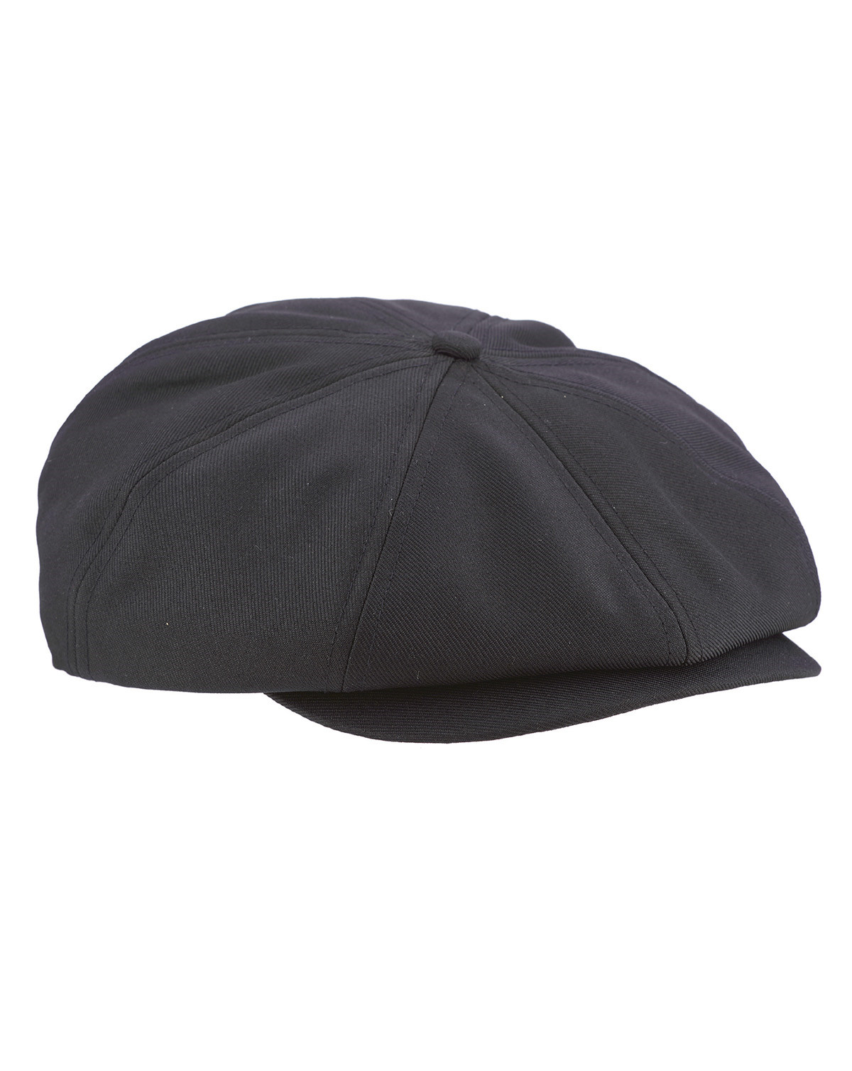 Image of   Dickies Jacksonport Flat Cap (Sort, One Size)