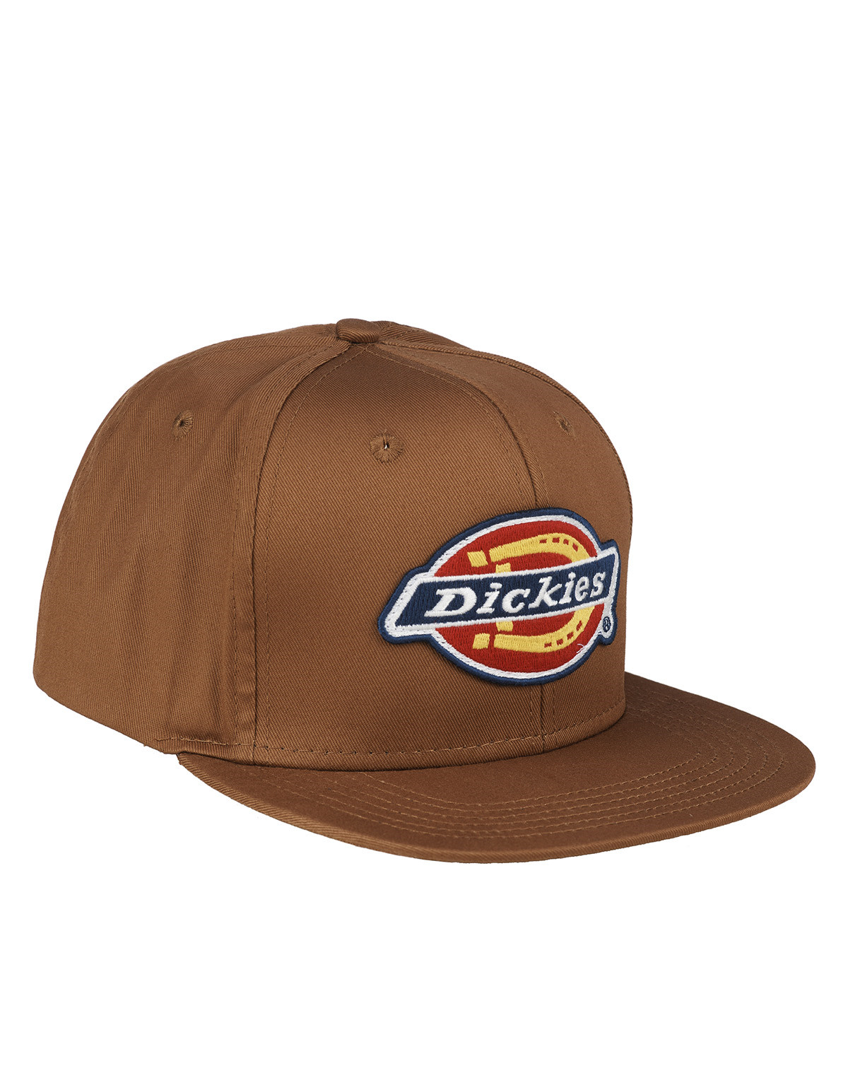 Image of   Dickies Muldoon 5 Panel Kasket (Brown Duck, One Size)