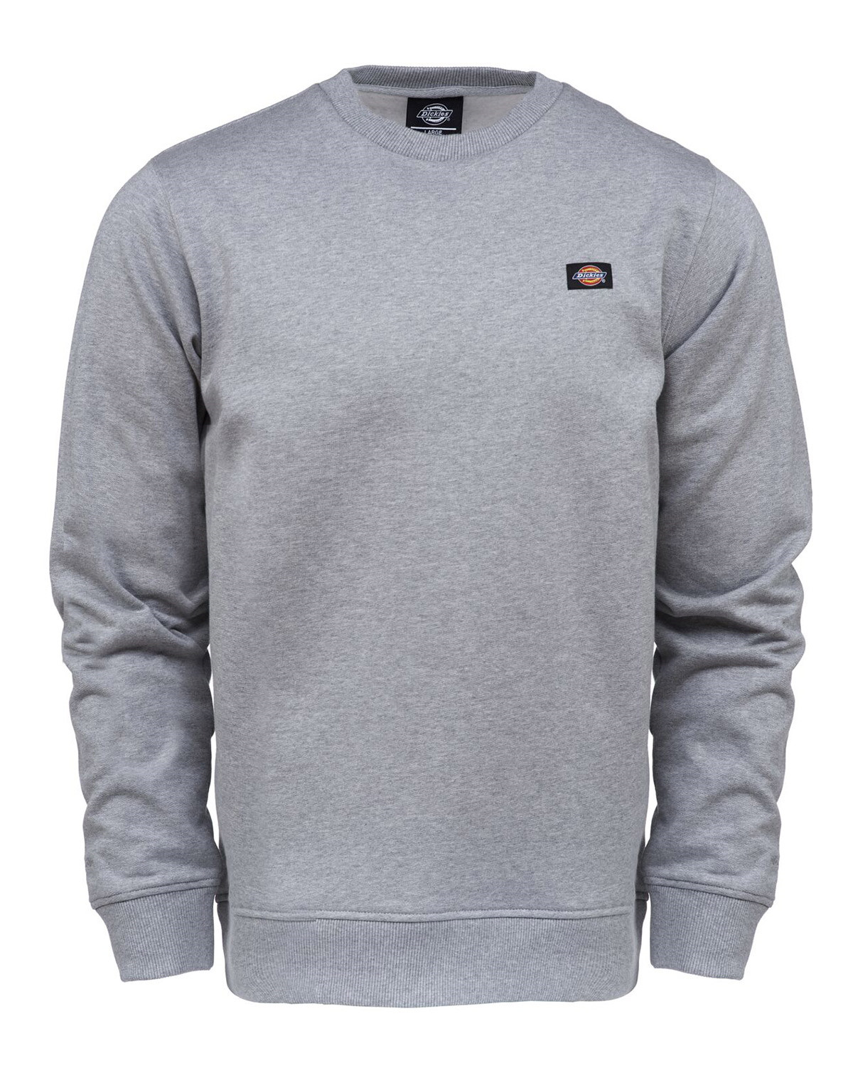 Image of   DICKIES New Jersey Sweatshirt (Grå Meleret, 2XL)
