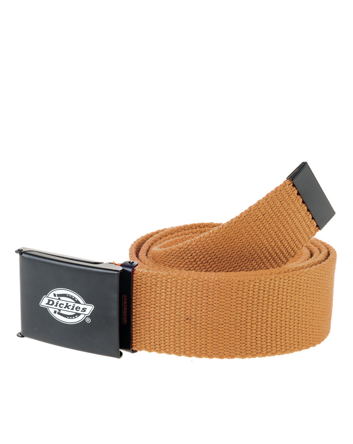 Image of   Dickies Orcutt Rollerbuckle Bælte (Brown Duck, One Size)