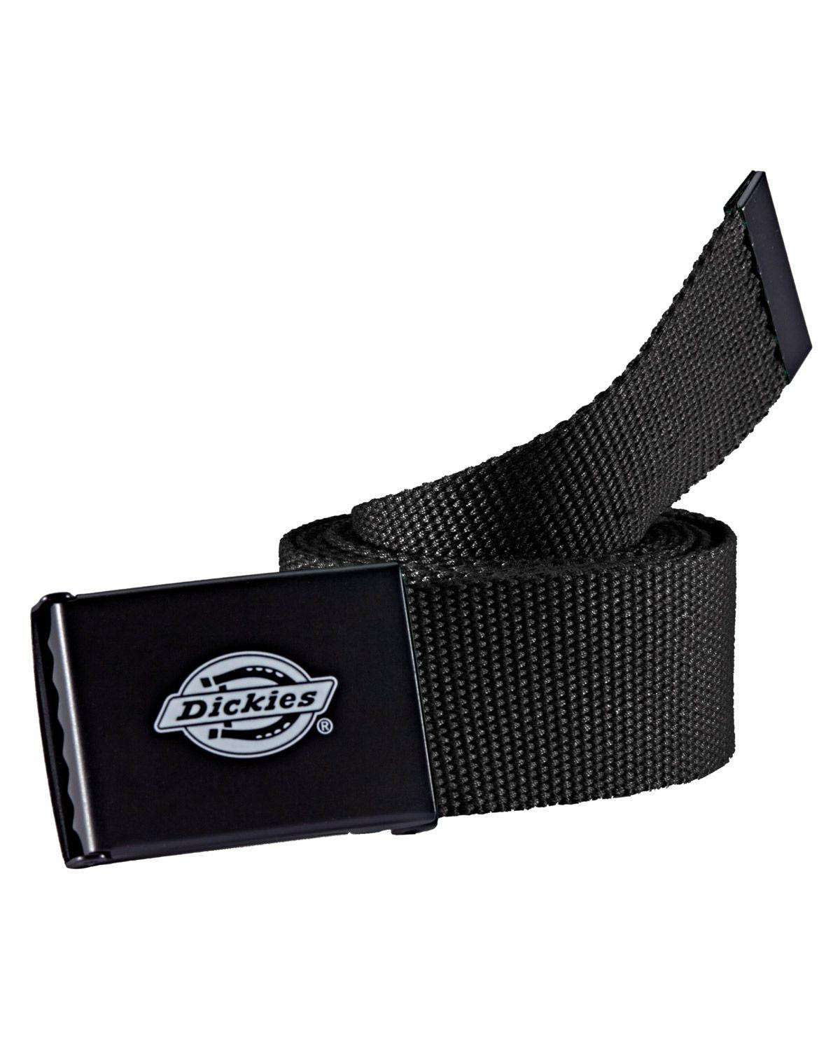 Image of   Dickies Orcutt Rollerbuckle Bælte (Sort, One Size)