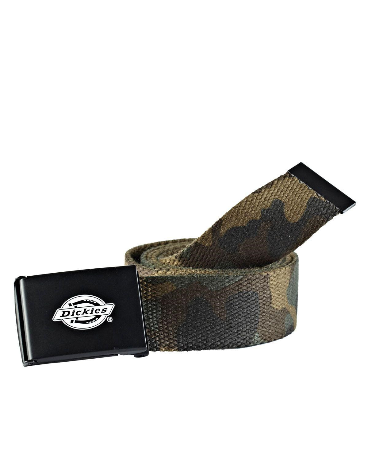 Image of   Dickies Orcutt Rollerbuckle Bælte (Camouflage, One Size)