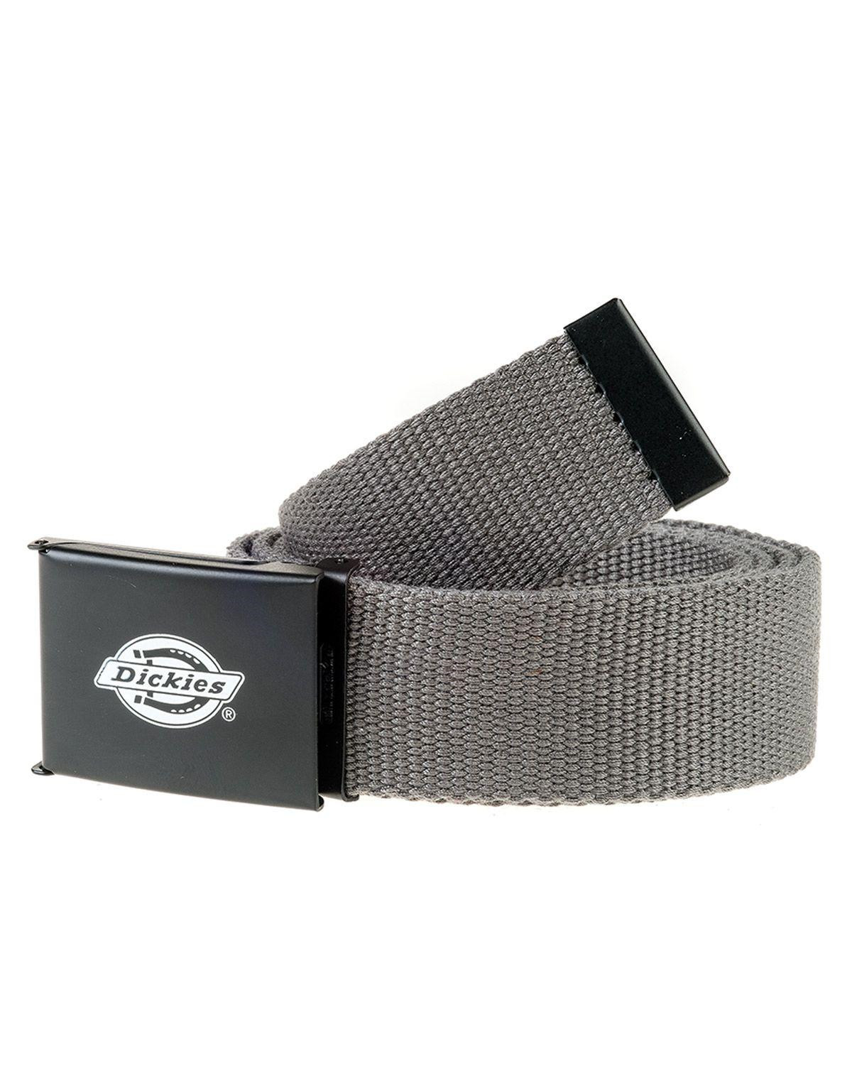 Image of   Dickies Orcutt Rollerbuckle Bælte (Charcoal, One Size)