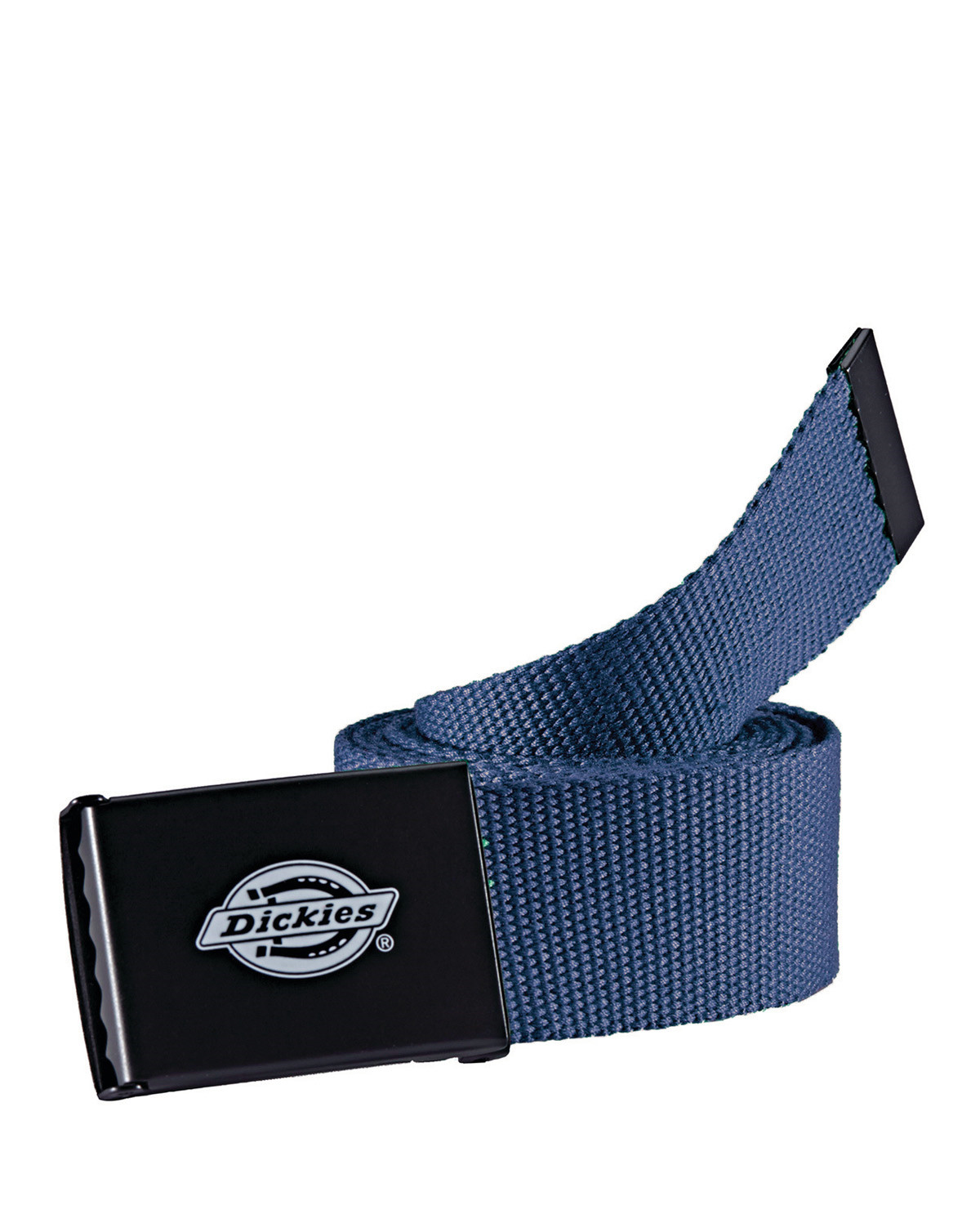 Image of   Dickies Orcutt Rollerbuckle Bælte (Mørk Navy, One Size)