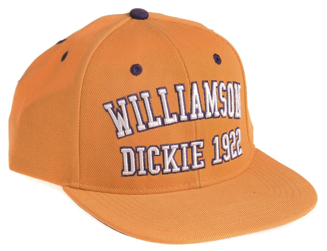 Image of   Dickies Snapback Cap (Gul, One Size)