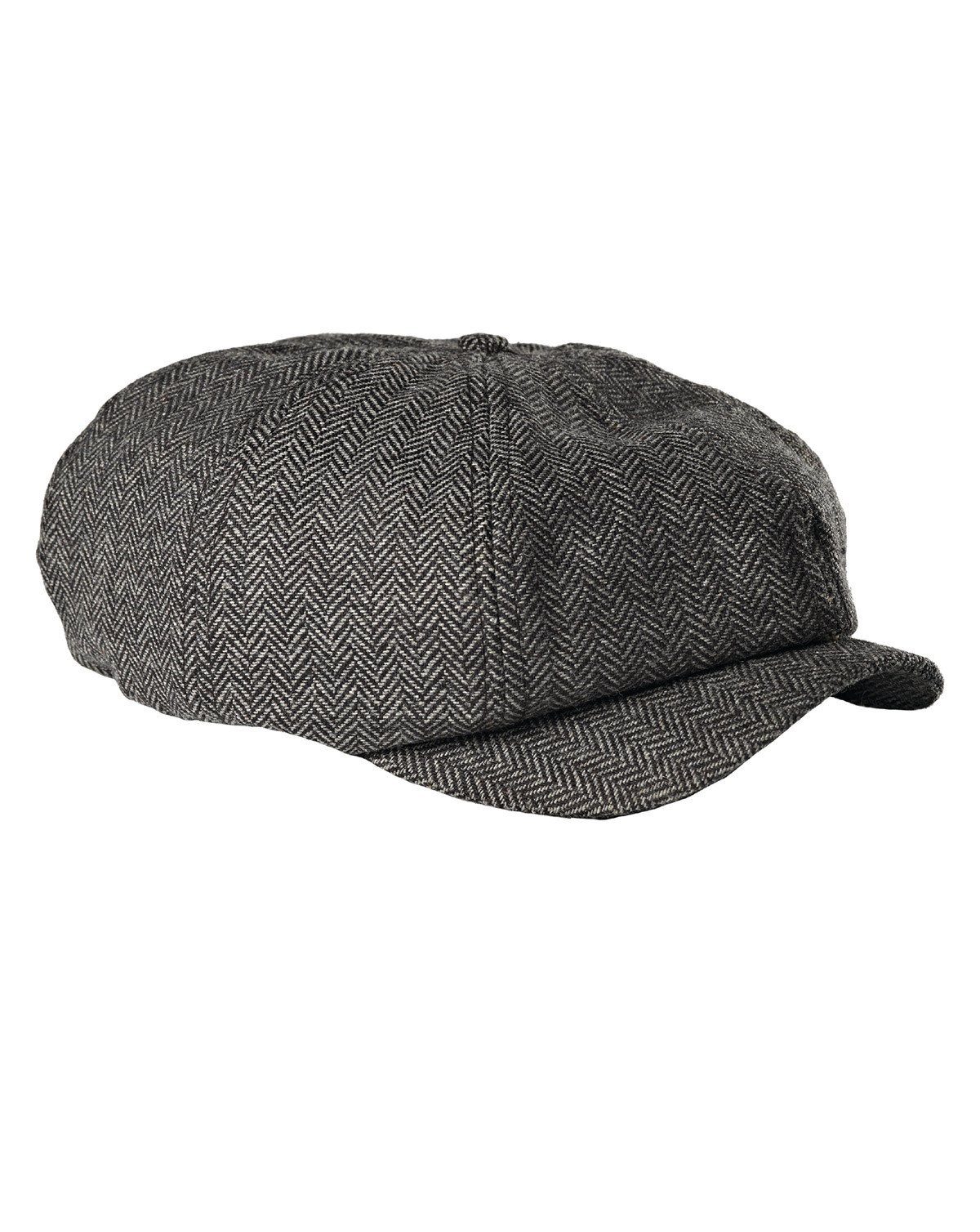 Image of   Dickies Tucson Flat Cap (Sort, One Size)