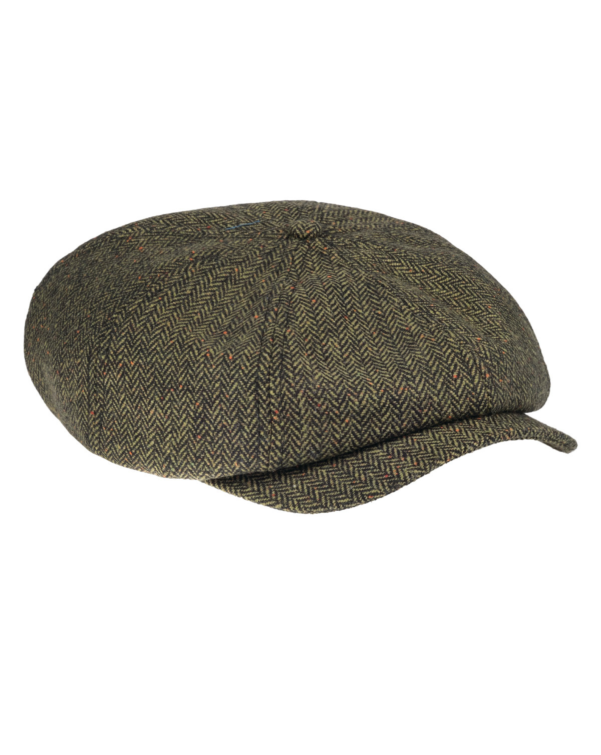 Image of   Dickies Tucson Flat Cap (Grøn, One Size)